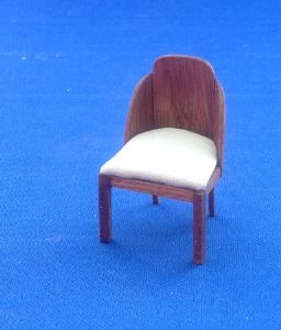 213. 1930s Cloud Back Chair
